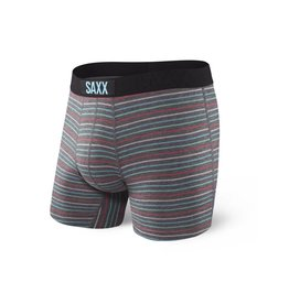 Saxx Saxx Undercover Boxer Brief - Grey Skipper Stripe