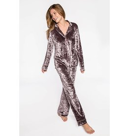 PJ Salvage PJ Salvage Crushin' It Solid PJ Set