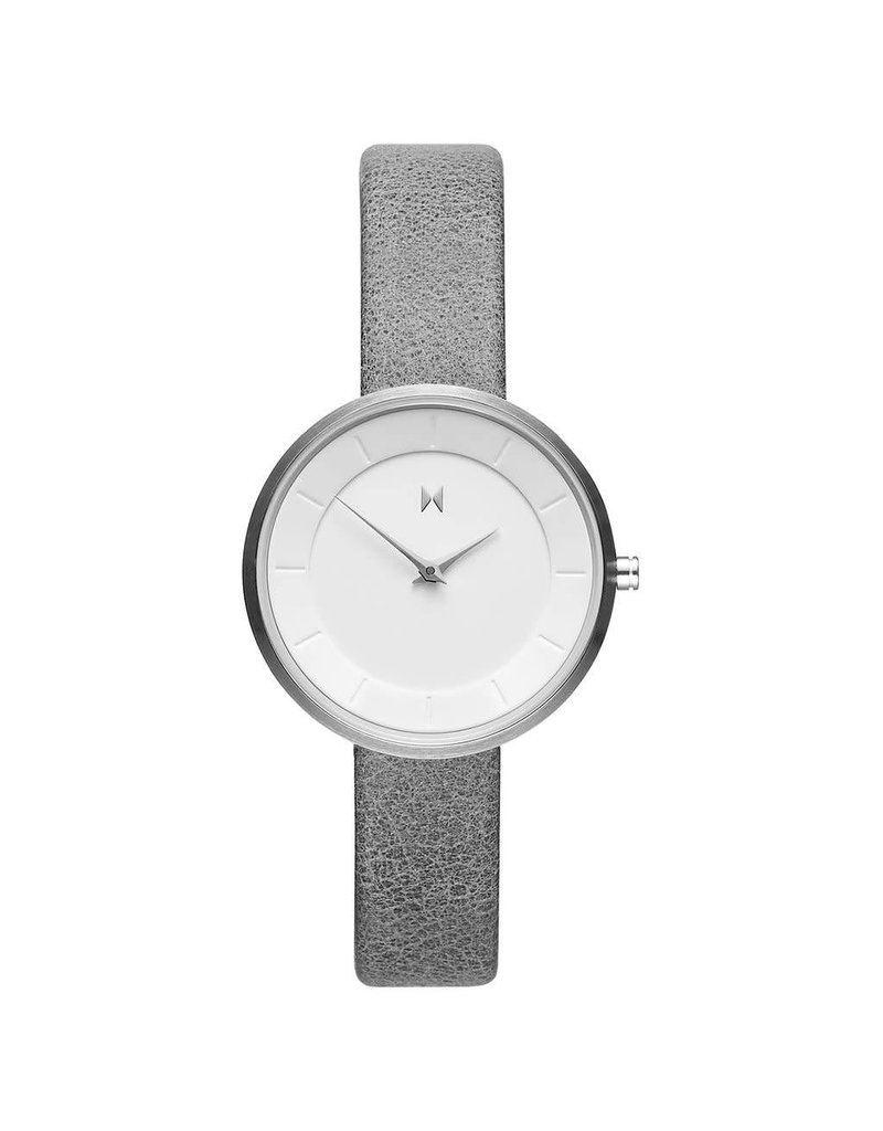 MVMT Mod 32mm Watch - silver grey