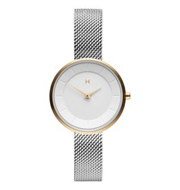 MVMT Mod 32mm Watch - silver/gold