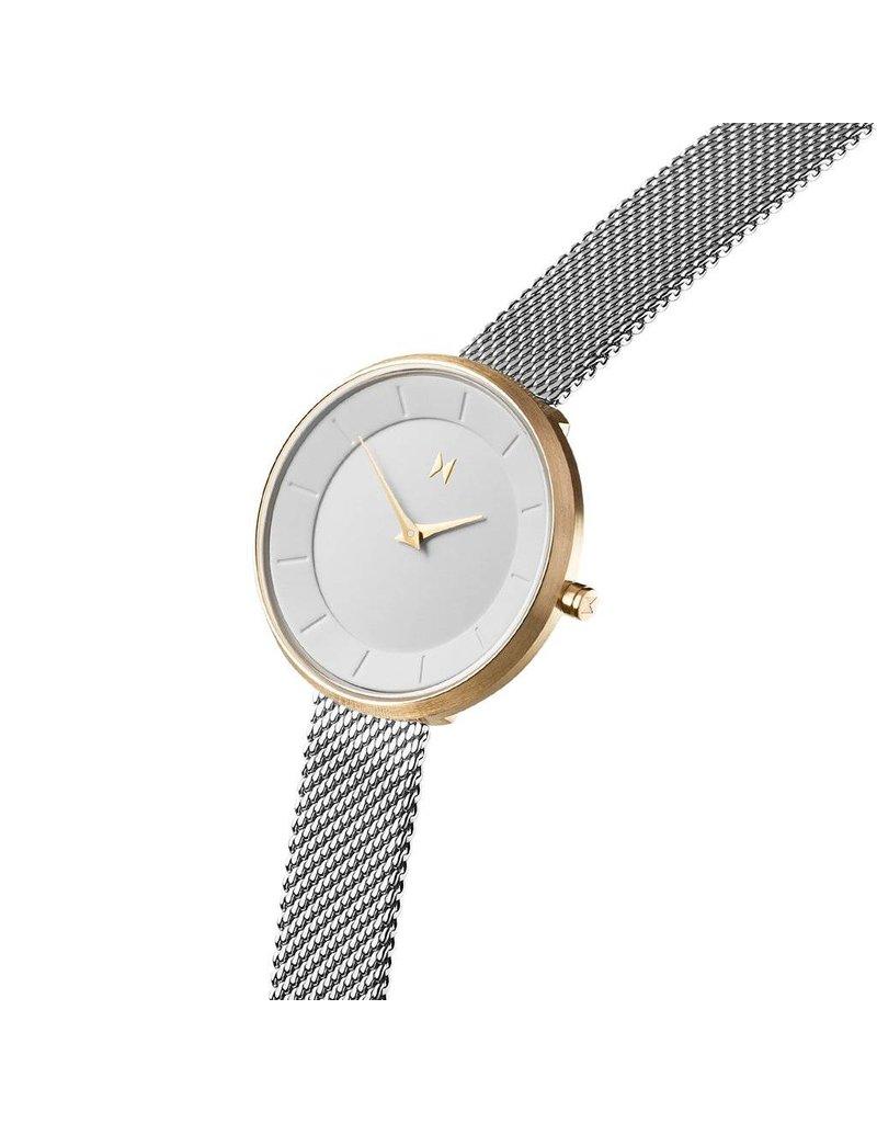 MVMT Mod 32mm Watch - silver/gold