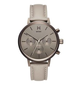 MVMT Nova Lyra Watch - grey/grey
