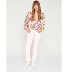 Sanctuary Sanctuary Joss Tie Neck Blouse