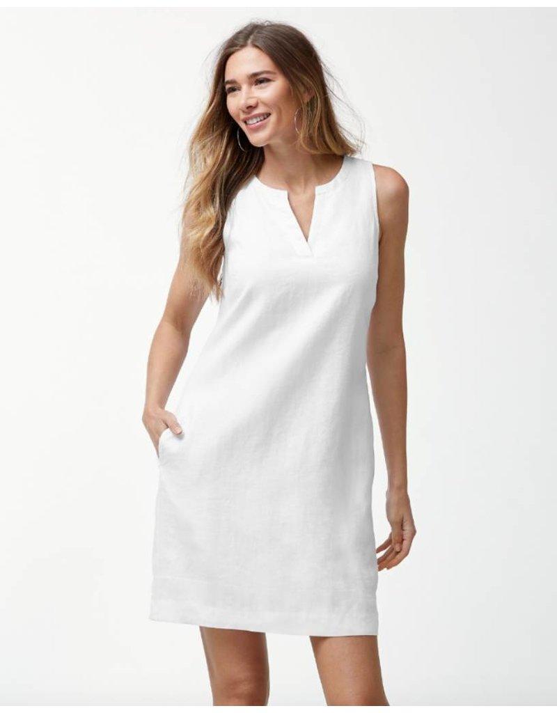 Tommy Bahama Seaglass Linen Shift Dress