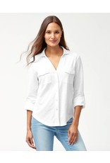 Tommy Bahama Arden Long Sleeved Camp Shirt