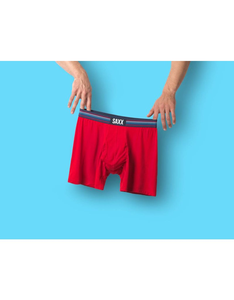 Saxx Saxx Ultra Boxer Brief Fly - Red