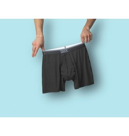 Saxx Saxx Quest Boxer Brief Fly - Black