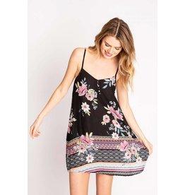 PJ Salvage PJ Salvage Bonita Beach Floral Dress