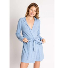 PJ Salvage PJ Salvage Peachy Party Solid Robe