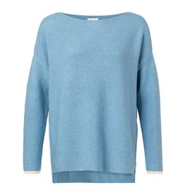 Yaya Yaya Basic Knit Sweater