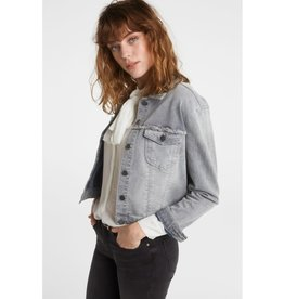 Yaya Yaya Grey Denim Jacket