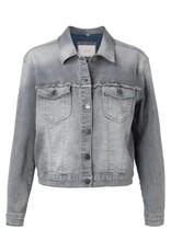Yaya Yaya Grey Denim Jacket