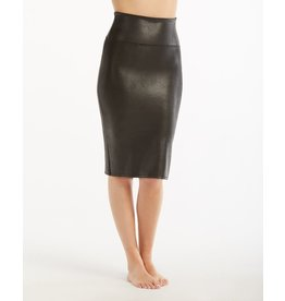 Spanx Spanx Faux Leather Skirt