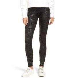 Spanx Spanx Faux Leather Camo Leggings