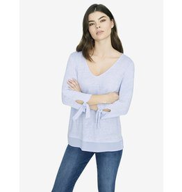Sanctuary Sanctuary Sylvie Tie Sleeve Tee