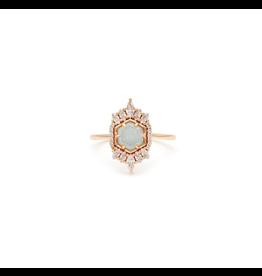 Melanie Auld Melanie Auld Medina Ring - 14k Gold Vermeil