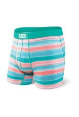 Saxx Saxx Ultra Boxer Brief Fly - Blue Crossgrain Stripe