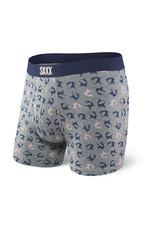 Saxx Saxx Ultra Boxer Brief Fly - Grey Heather Marlins