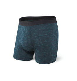 Saxx Saxx Platinum Boxer Brief Fly - Dk Grey Heather Meteor