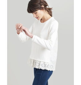 Joules Joules Giselle Eyelet Sweater
