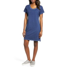 Tommy Bahama Sunshine Twist T-Shirt Dress