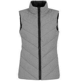 Tribal Tribal Reversible Vest with Pockets