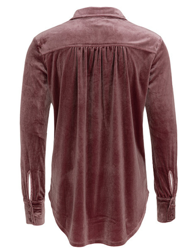 Tribal Tribal Velvet Shirt