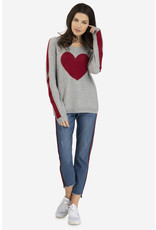 Tribal Tribal Heart Sweater