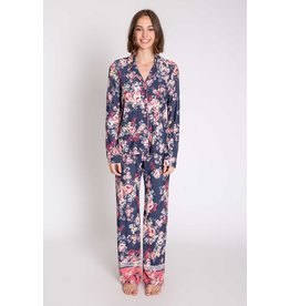 PJ Salvage PJ Salvage Midnight Garden Floral PJ Set