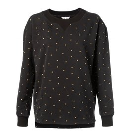 Yaya Yaya Allover Print Sweater