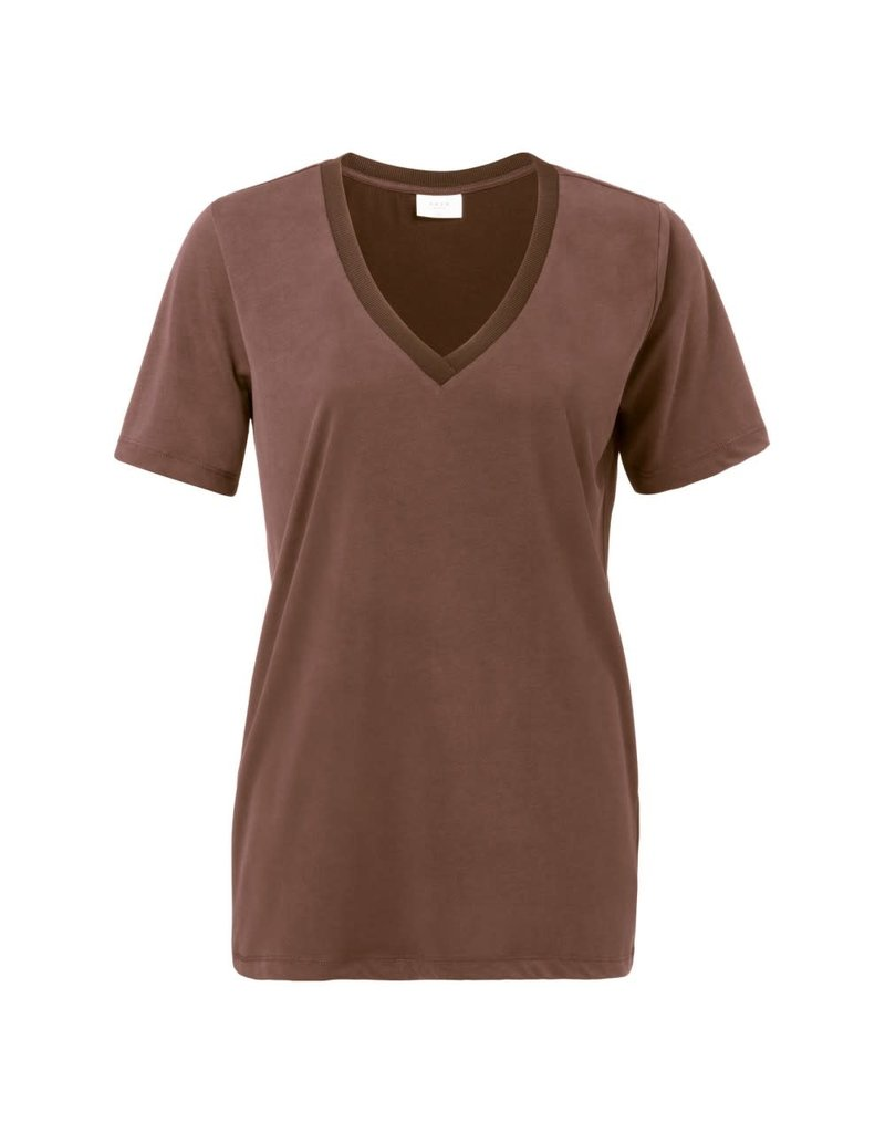 Yaya Yaya V Neck Top