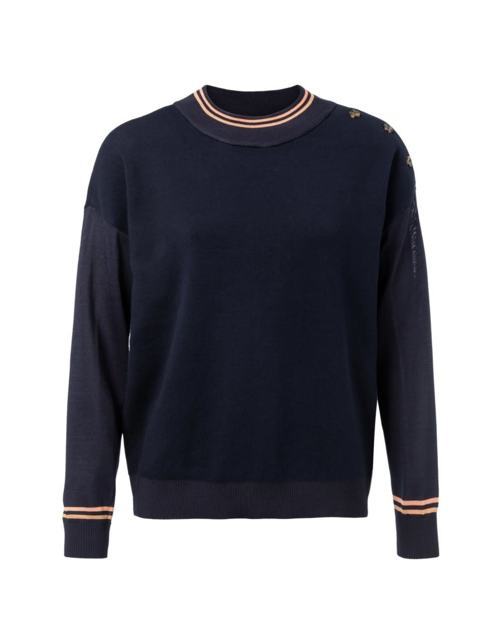 Yaya Yaya Sporty Crewneck Sweater