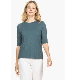 Lilla P Lilla P Elbow Sleeve Top