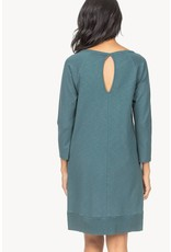 Lilla P Lilla P Cutout Back Raglan Dress