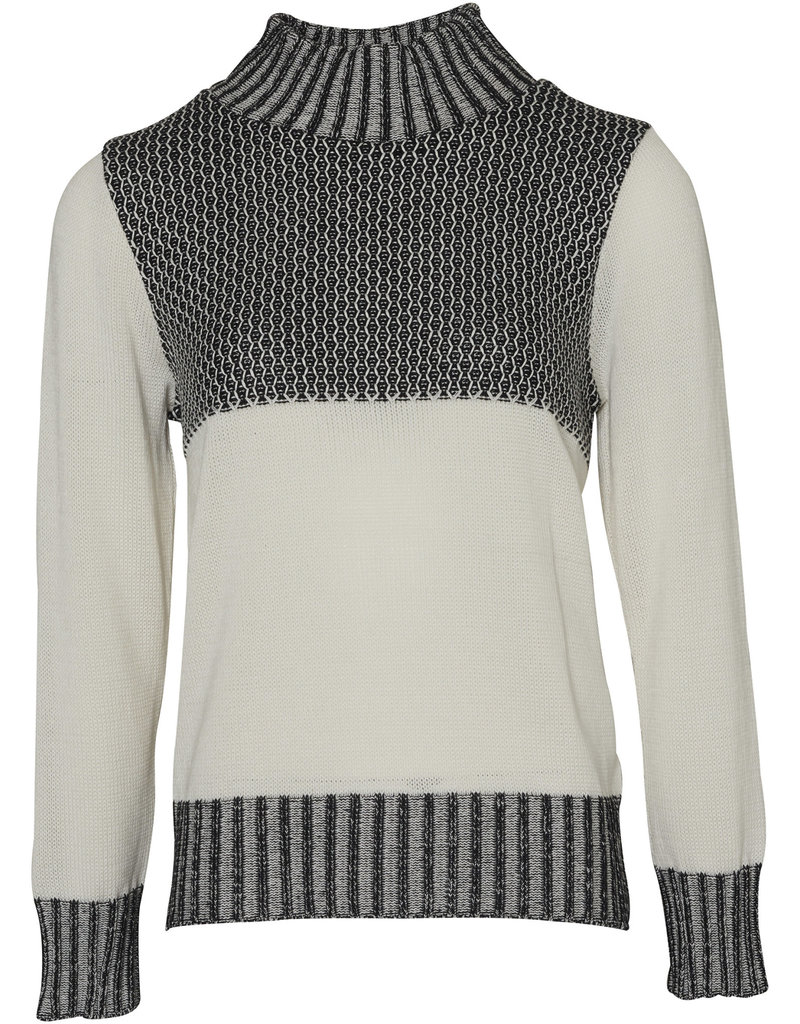 Skovhuus Mockneck Sweater
