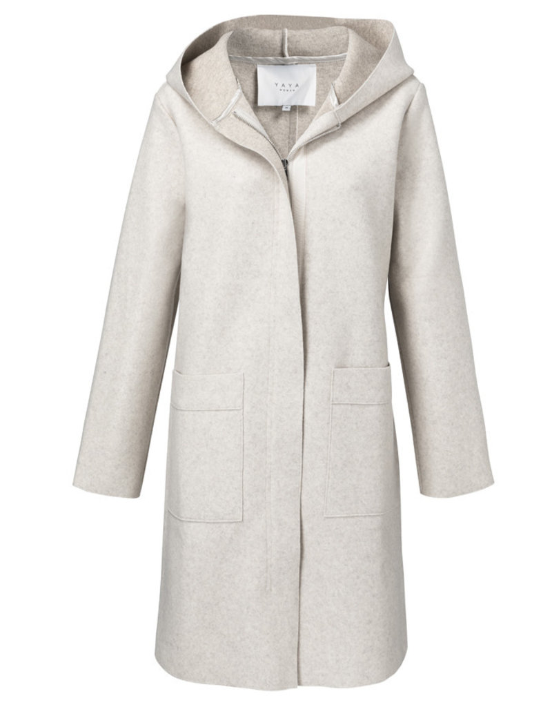 Yaya Yaya Soft Hooded Jacket