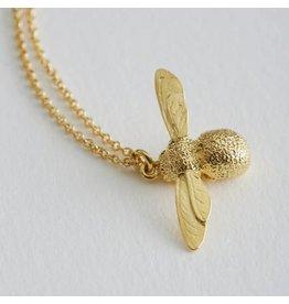 Alex Monroe Alex Monroe Baby Bee Necklace
