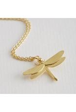 Alex Monroe Alex Monroe Dragonfly Necklace