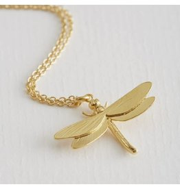 Alex Monroe Alex Monroe Dragonfly Necklace