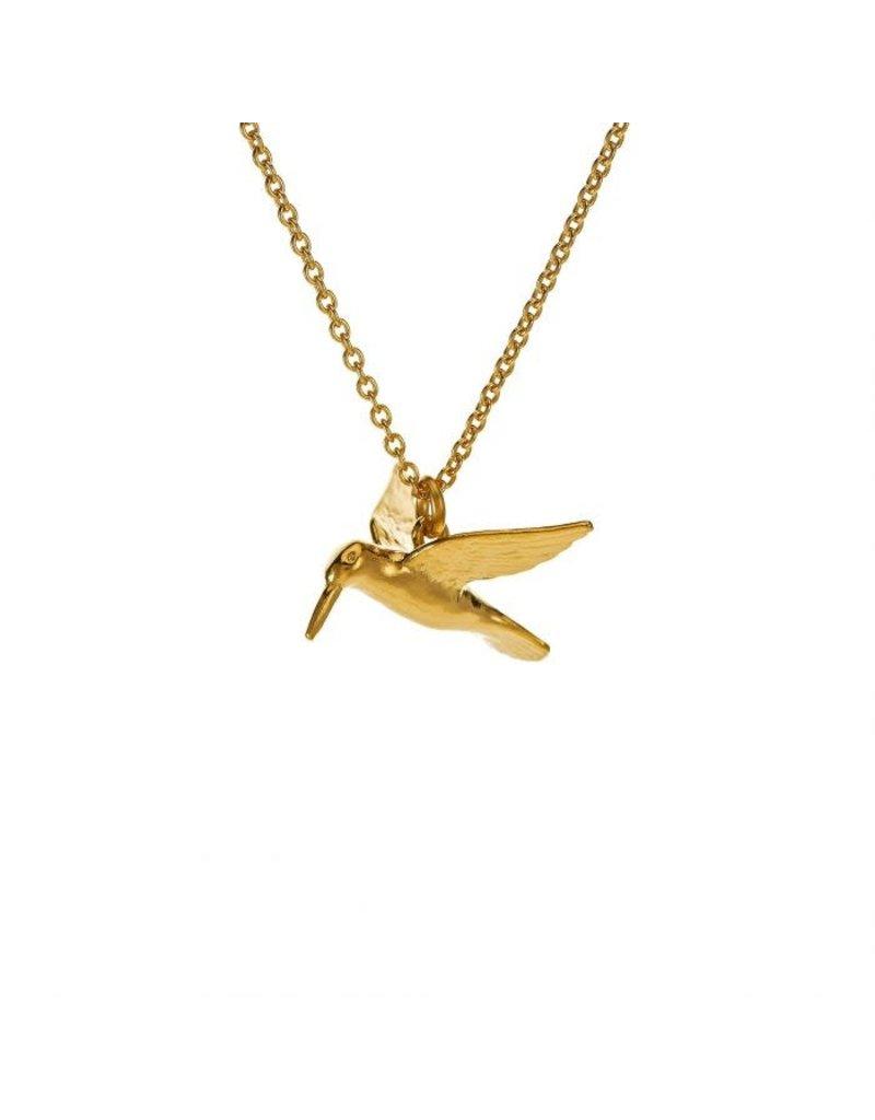 Alex Monroe Alex Monroe Hummingbird Necklace