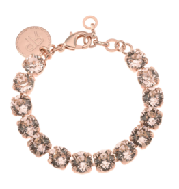 Rebekah Price Rebekah Price Maxine Bracelet - Rose Gold