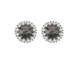 Rebekah Price Rebekah Price Mini Stud Earrings with Strass