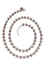 Rebekah Price Rebekah Price Ramona Necklace - Silver Shade on Antique Silver