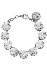 Rebekah Price Rebekah Price Silver Rivoli Bracelet