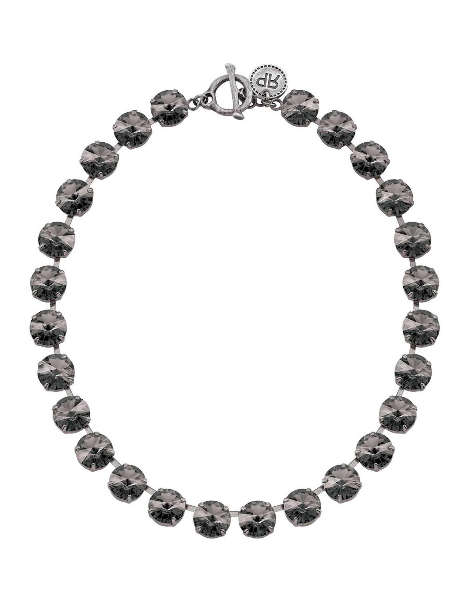 Rebekah Price Rebekah Price Rivoli Silver Necklace