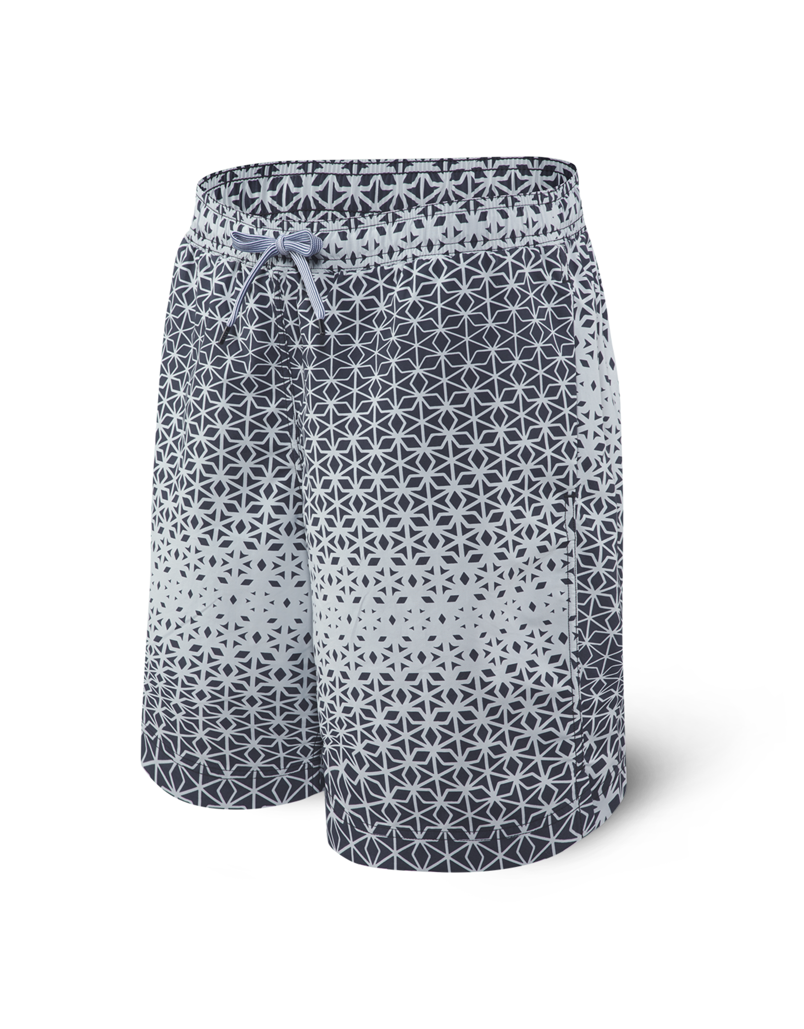 Saxx Saxx Cannonball 2N1 Long - Navy Crushed Ice