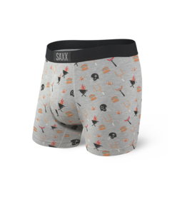 Saxx Saxx Vibe Boxer Brief - Grey Tailgate