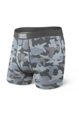 Saxx Saxx Ultra Boxer Brief Fly - Graphite Stencil Camo