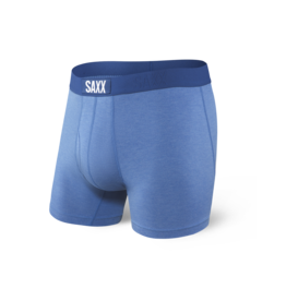 Saxx Saxx Ultra Boxer Brief Fly - Racer Blue Heather