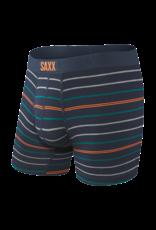 Saxx Saxx Vibe Boxer Brief - Navy Lakeside Stripe
